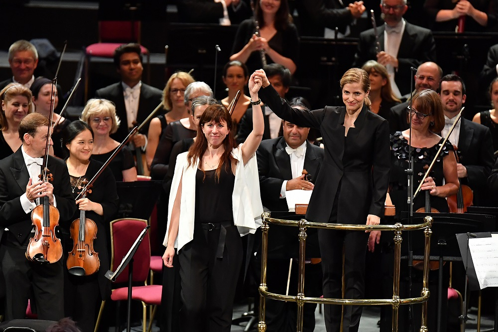 Canellakis and Mazzoli at the Proms