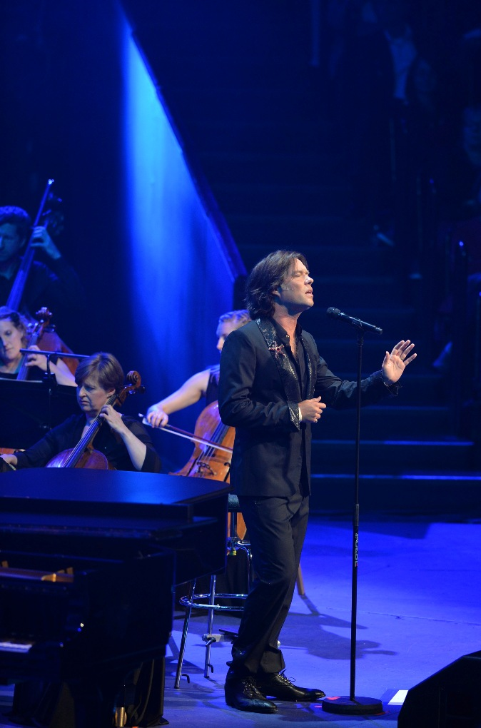 Rufus Wainwright at the Late Night Prom