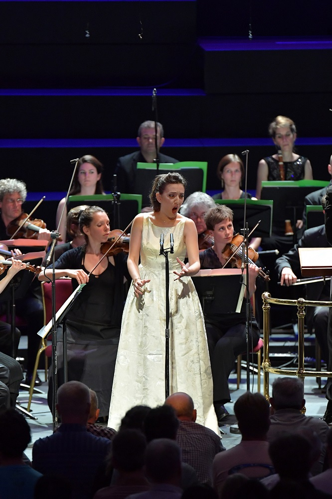 Rosa Feola at the Proms