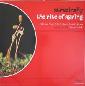 Rite of Spring recording 1977