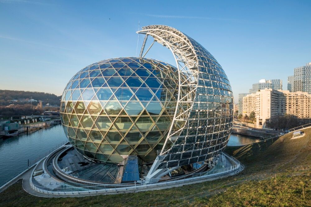 Theartsdesk on the seine a second new concert hall for paris reviews news interviews the - Programme la seine musicale ...