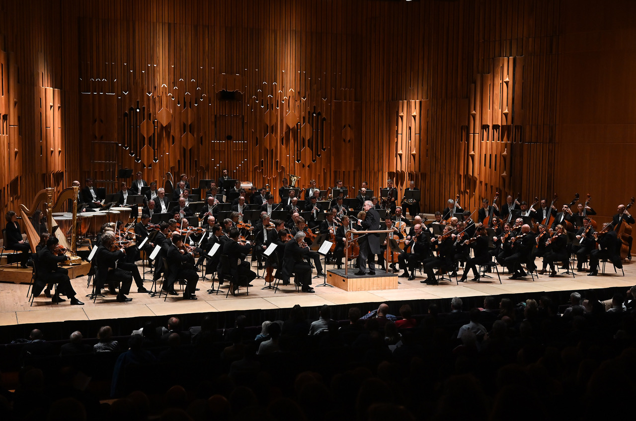 Vienna Philharmonic and Fischer at the Barbican