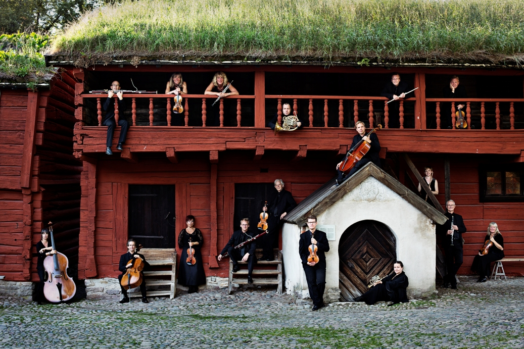 Swedish Chamber Orchestra in Wadkoping