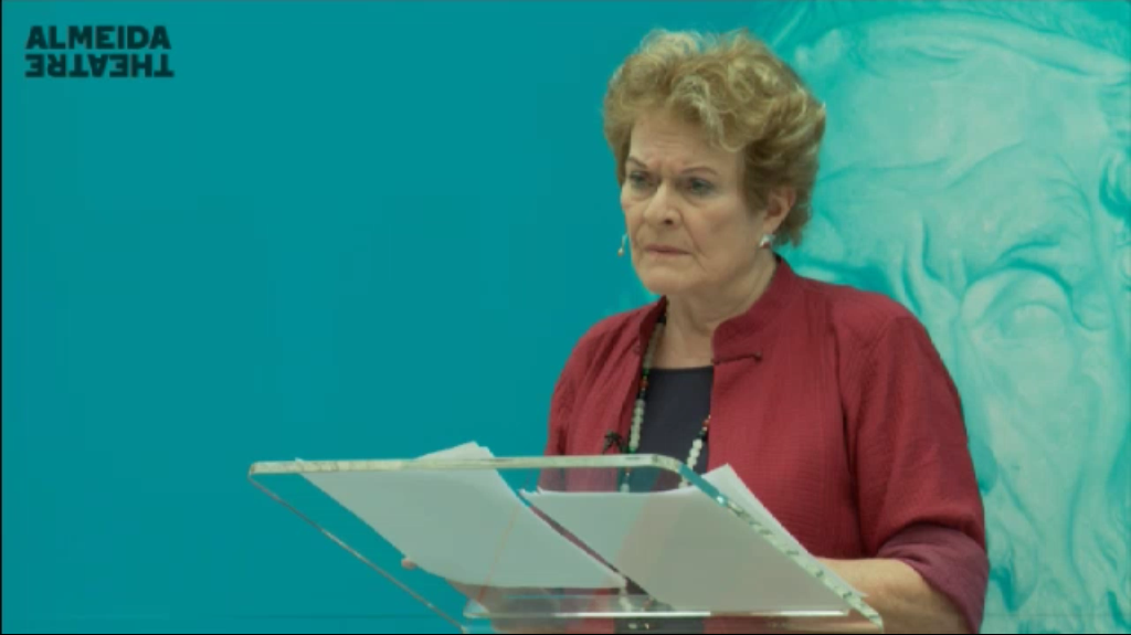 Janet Suzman reading the Iliad