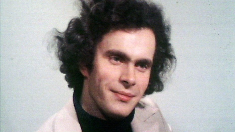 Simon Rattle in 1976