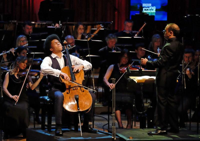 Kanneh Mason in BBC Young Musician final