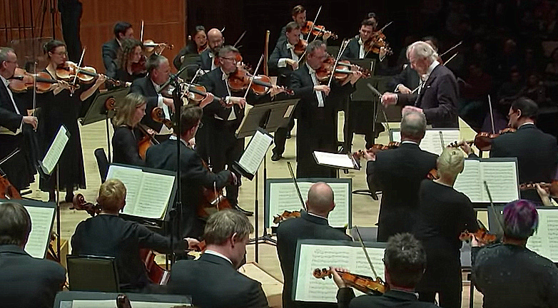 Gardiner and the LSO in Schumann