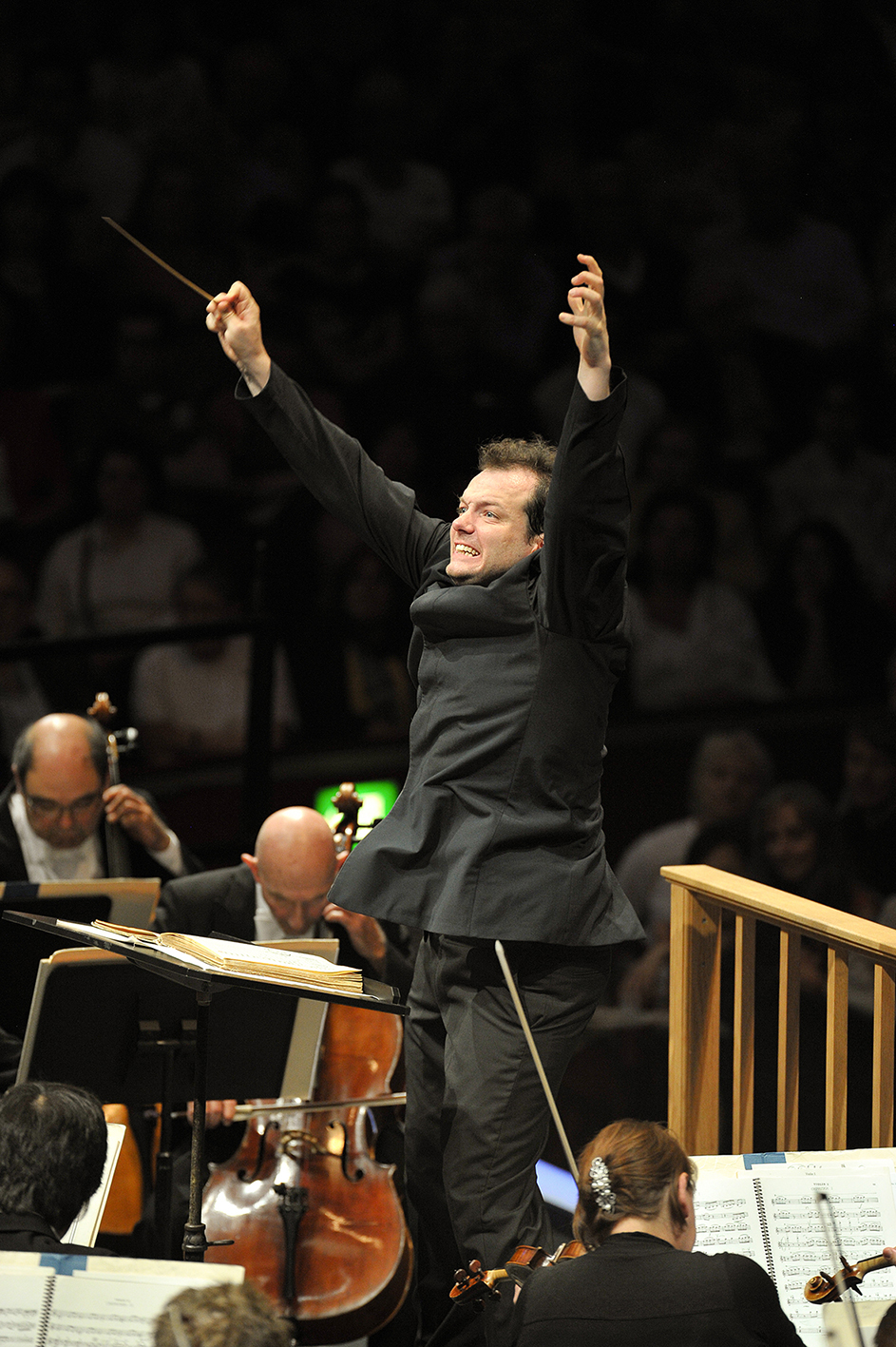 Andris Nelsons in Prom 51
