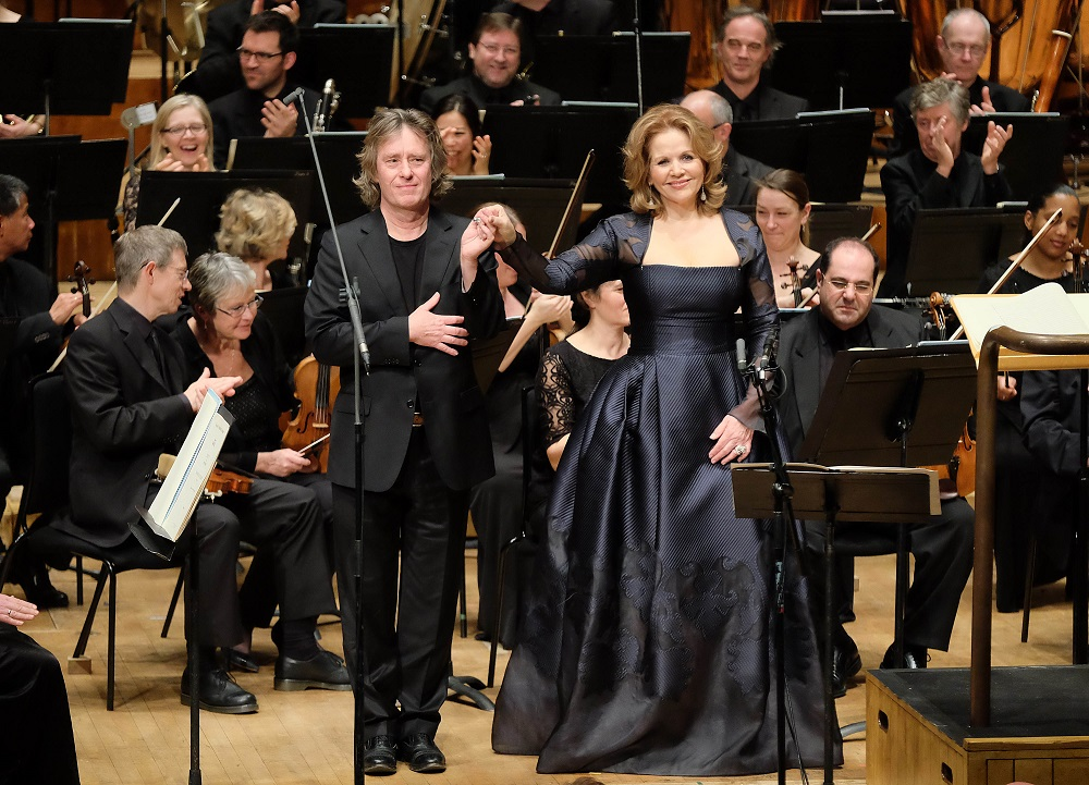Anders Hillborg and Renee Fleming