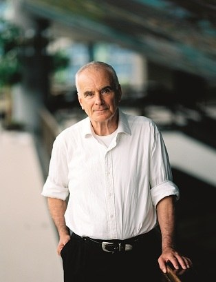Peter Maxwell Davies, photo by Martin Lengemann