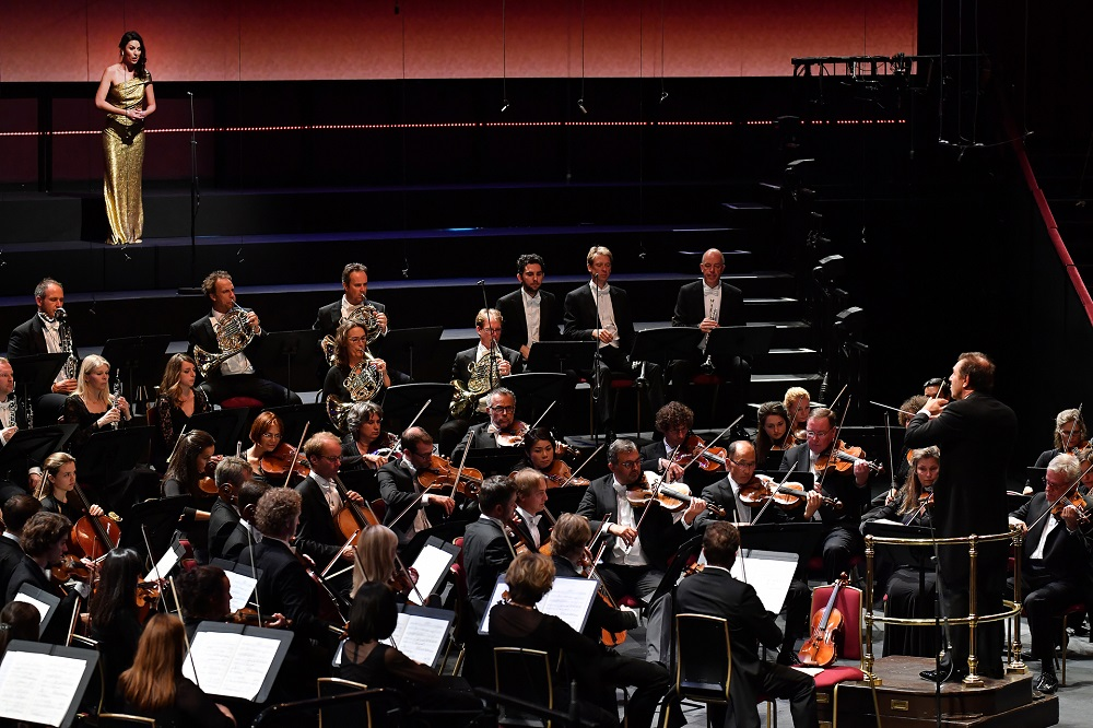 Chen Reiss and the Concertgebouw at the Proms