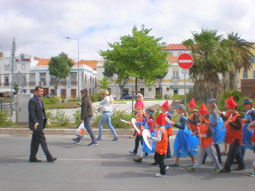Setubal Percussion Parade by David Nice
