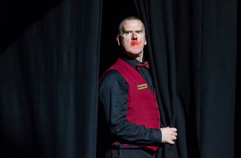 Mikel Murfi in The Last Hotel