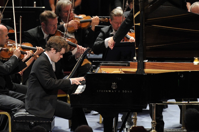 Benjamin Grosvenor at the Proms