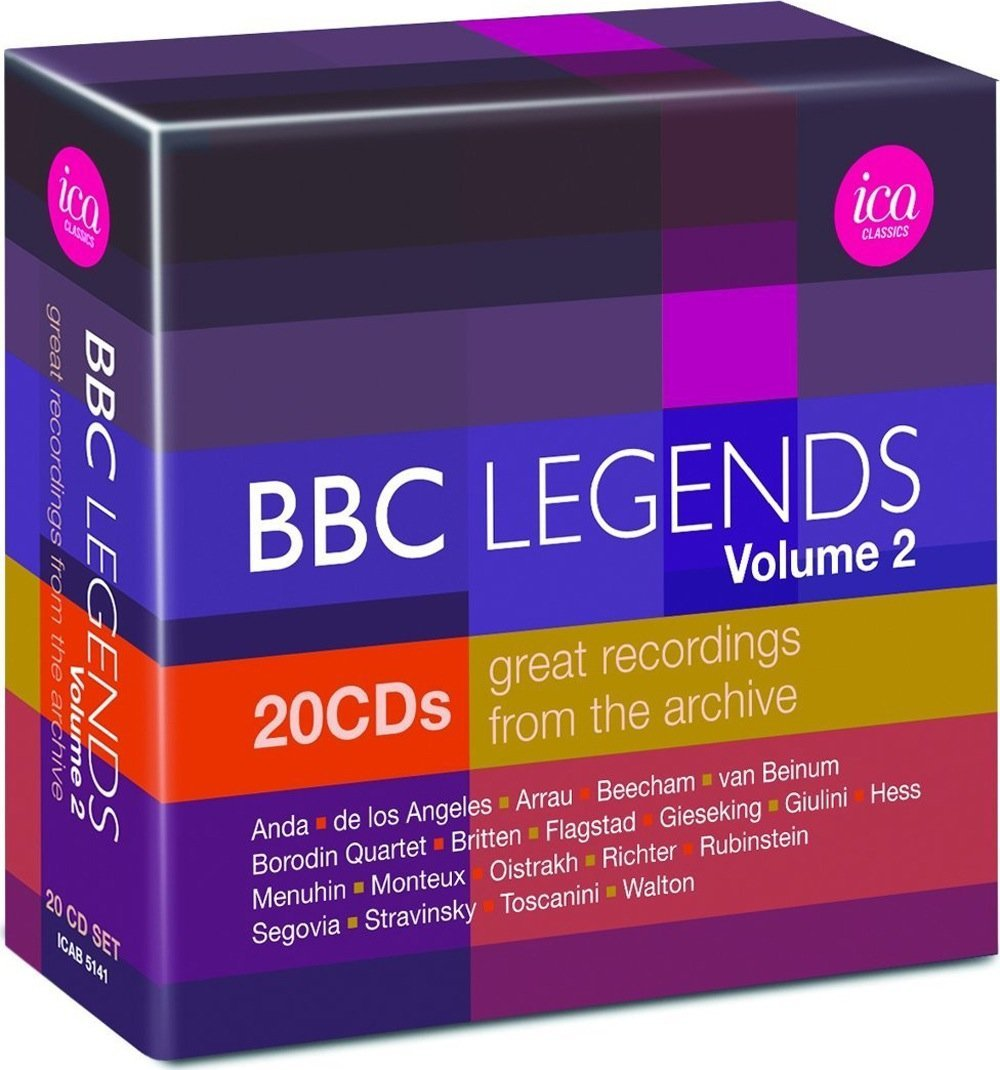 BBC Legends Vol 2