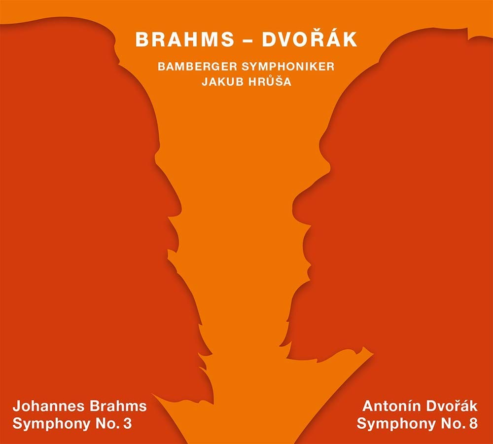 Brahms and Dvorak Hrusa