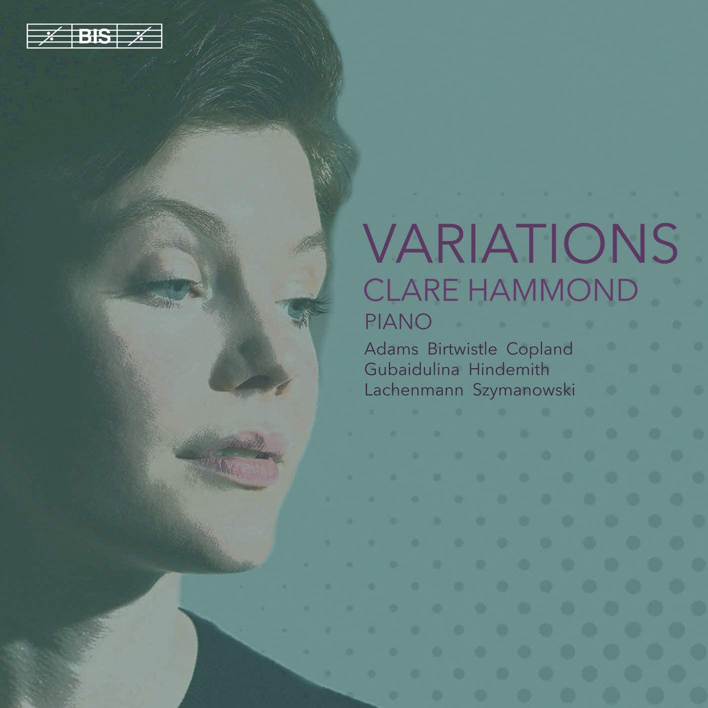 Clare Hammond Variations