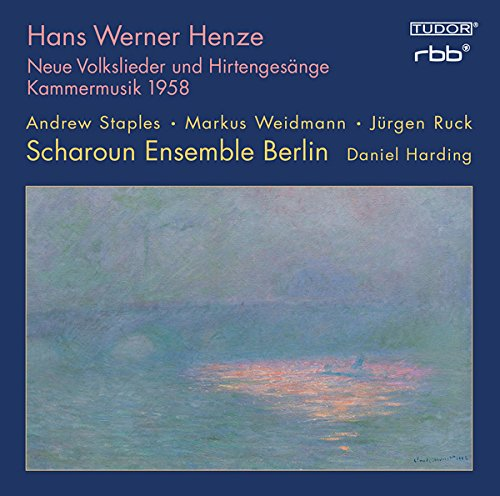 Henze's New Folksongs