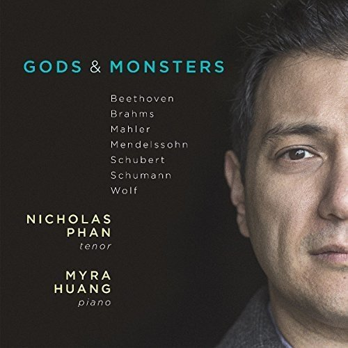 Nicholas Phan's Gods & Monsters