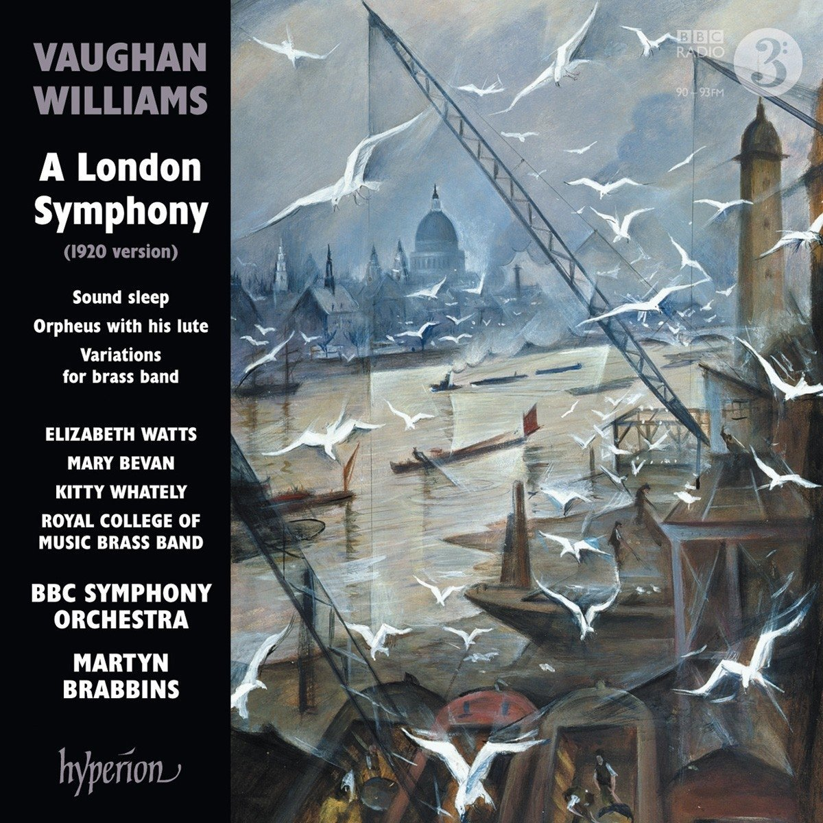 Brabbins' Vaughan Williams