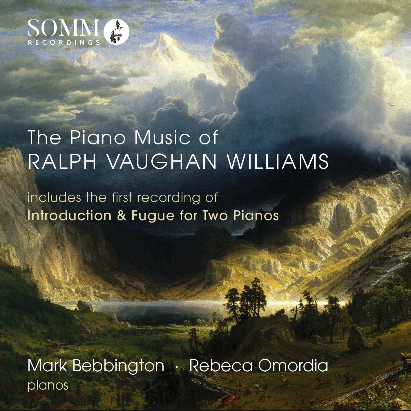 Vaughan Williams: Piano Music Mark Bebbington, Rebecca Omordia