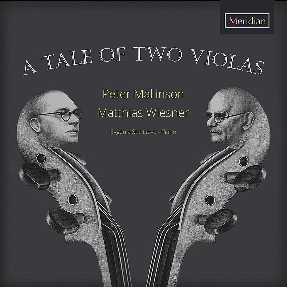 Tale of two violas