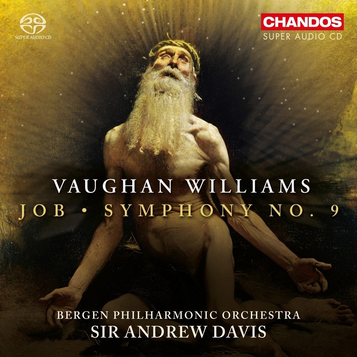 Vaughan Williams Bergen Sir Andrew Davis