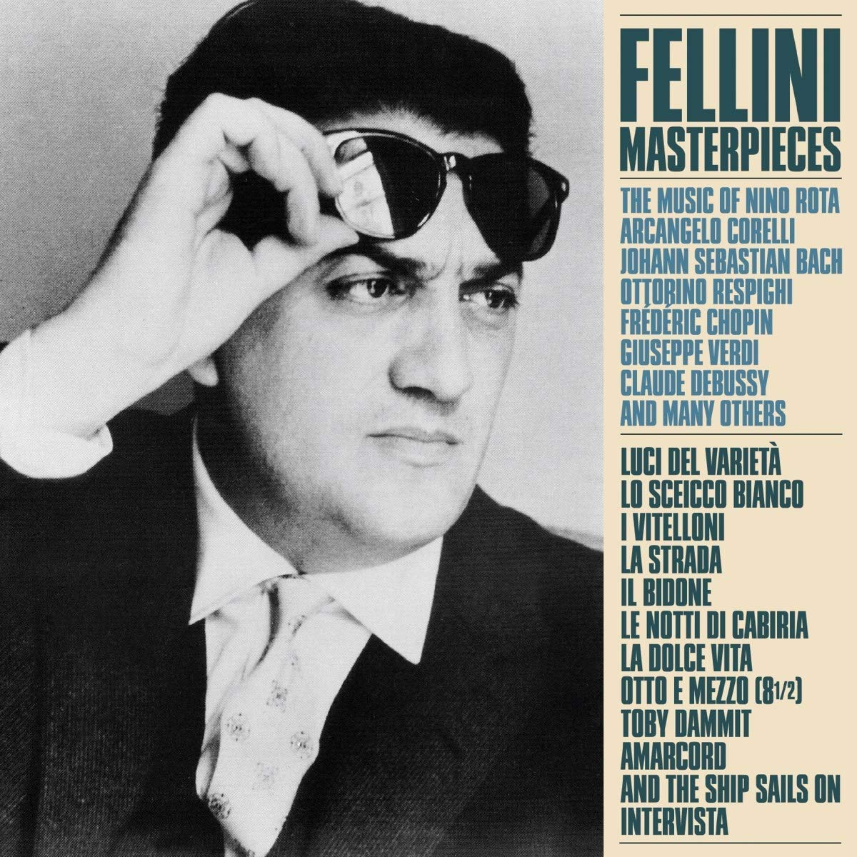 Fellini Masterpieces