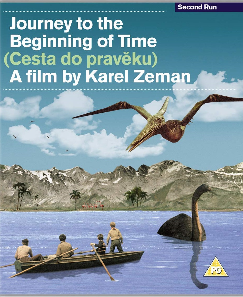 DVD/Blu-ray: Journey to the Beginning of Time