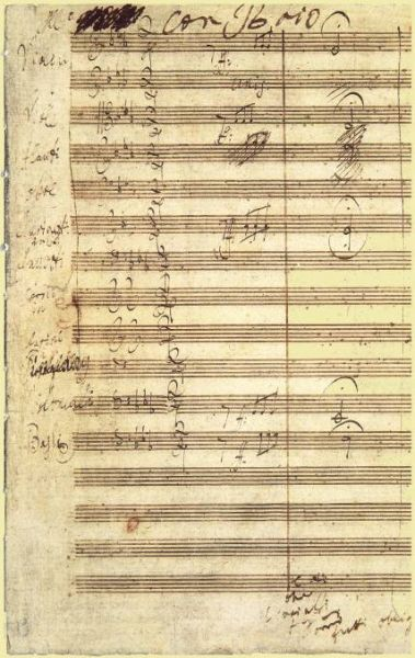 Beethoven_Autograph_Fifth