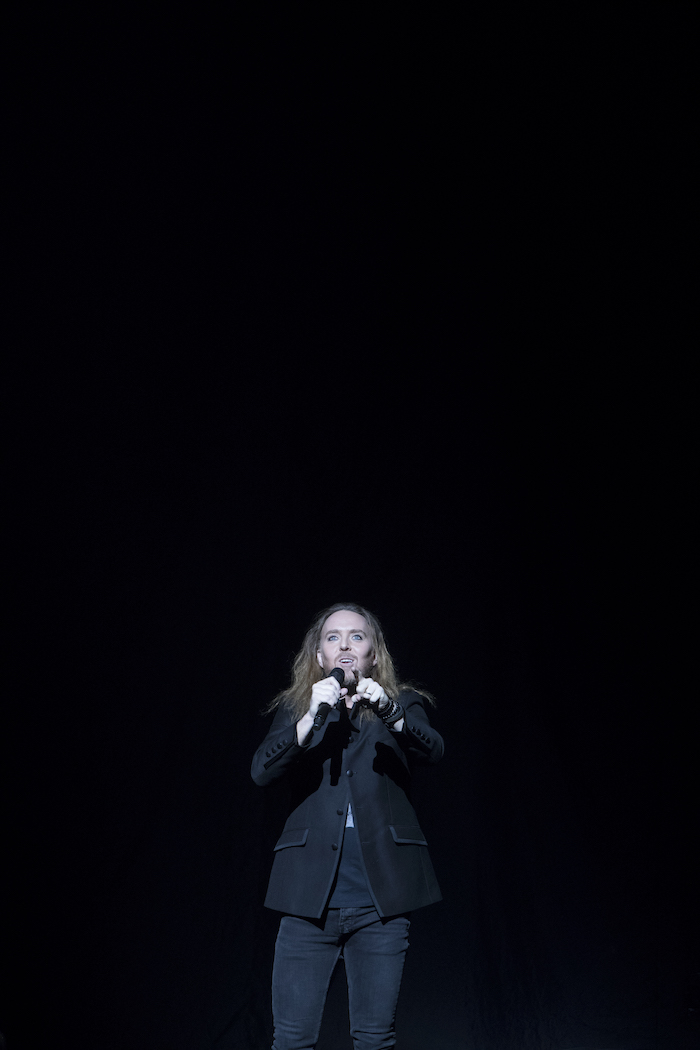 Tim Minchin by Andy Hollingsworth
