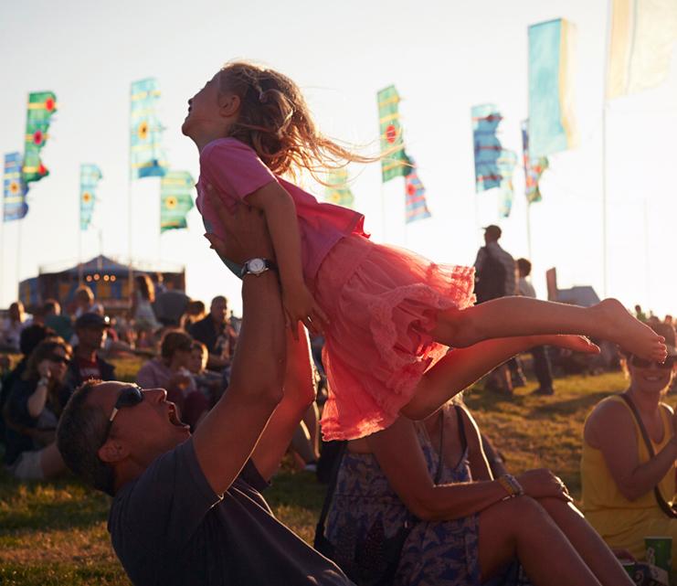 Camp Bestival Family Festival Fun 2014: Listed: The Best UK Summer Music Festivals For Families