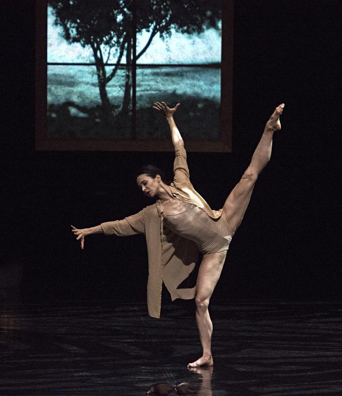Diana Vishneva in Woman in a Room