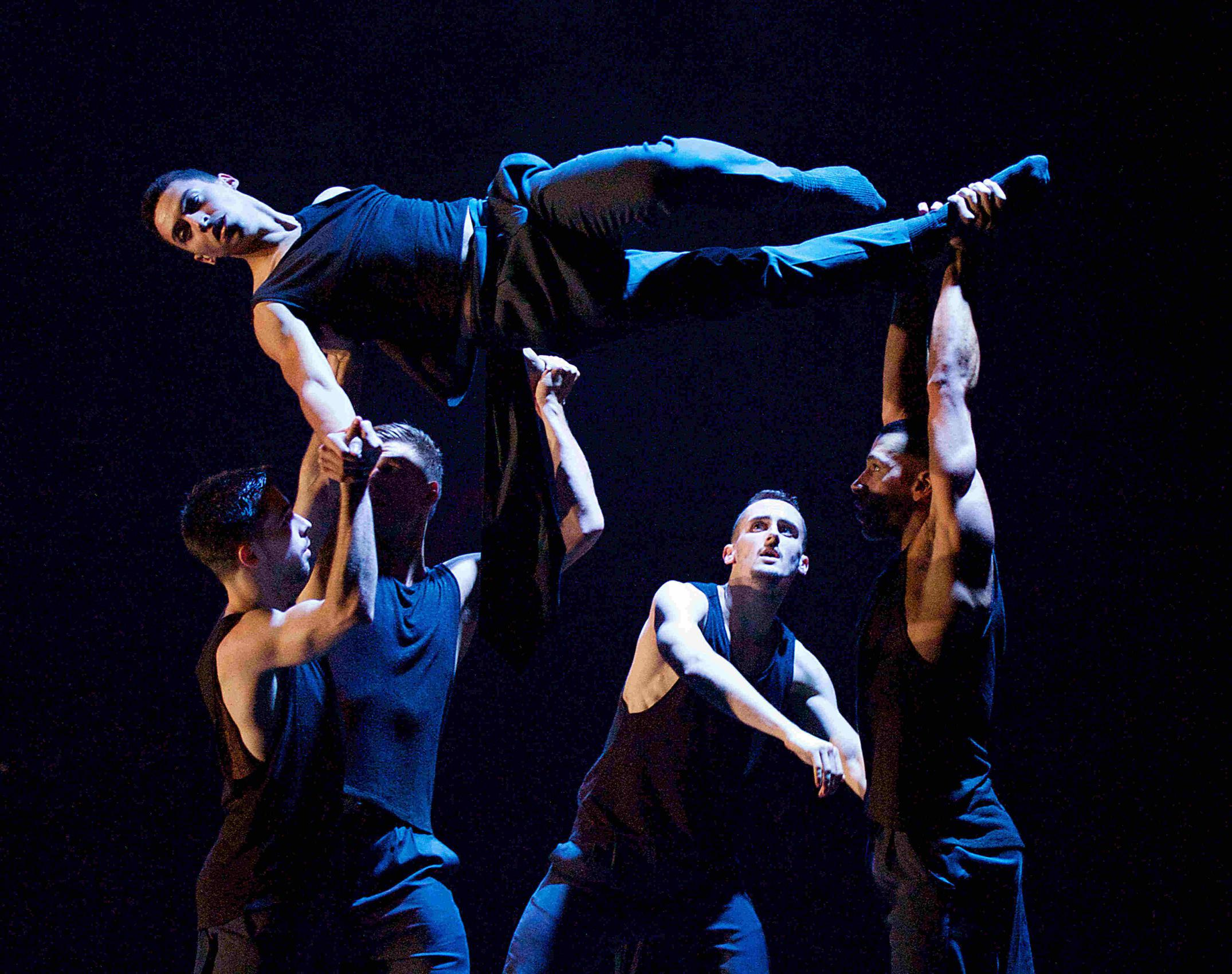 BalletBoys The Talent 2014 in Kristen McNally's MeTheus