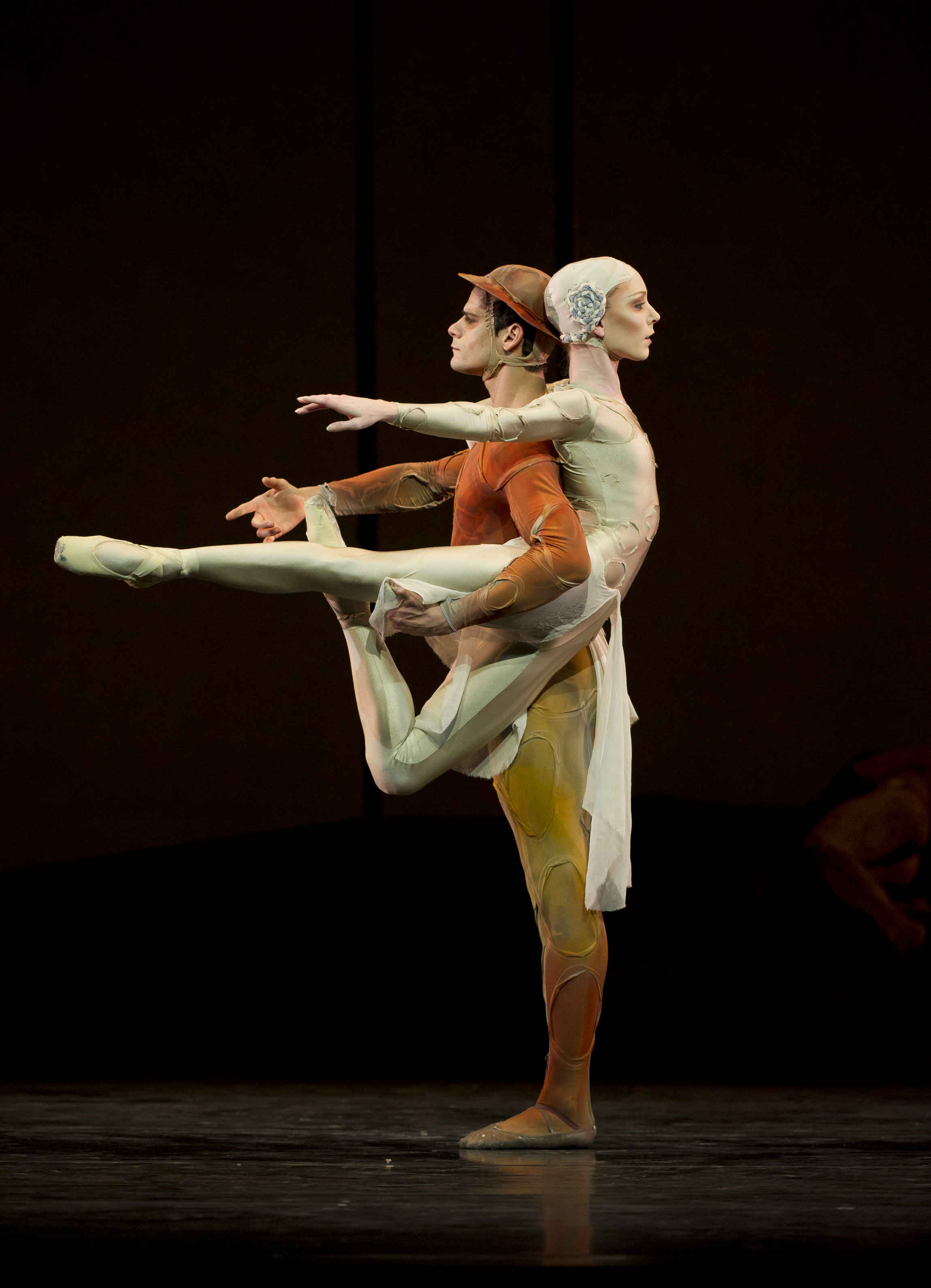 Thiago Soares and Sarah Lamb in Gloria