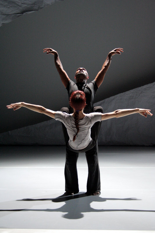 Akram Khan and Sylvie Guillem in Sacred Monsters