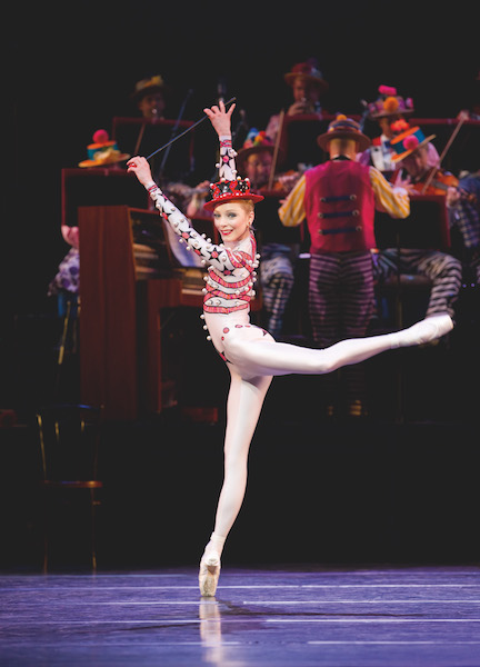 Sarah Lamb in 'Elite Syncopations'