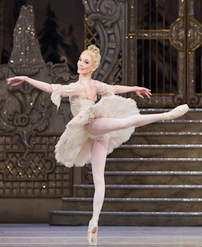 Sarah Lamb as Sugar Plum