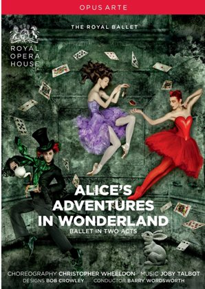 Alice's Adventures in Wonderland - Royal Ballet DVD