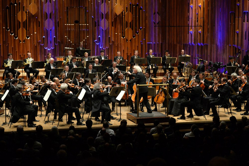 Rattle at the Barbican