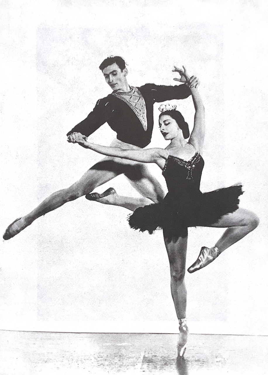 Alonso, Youskevitch, Swan Lake