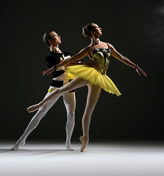 Scottish Scenes de ballet