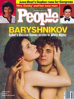 theartsdesk Q&A: Mikhail Baryshnikov, Part 2   The Arts Desk