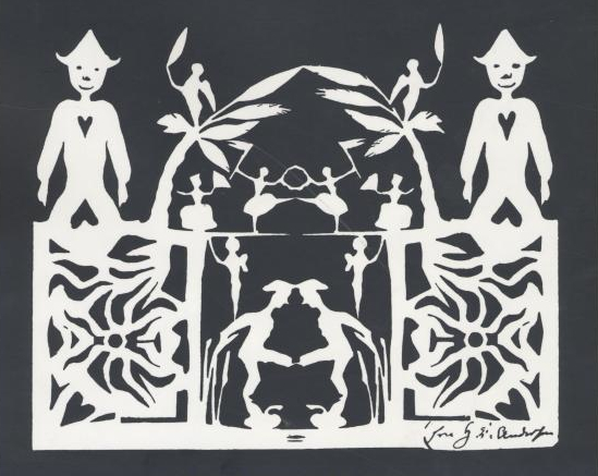 HCAndersen_paper cuttings