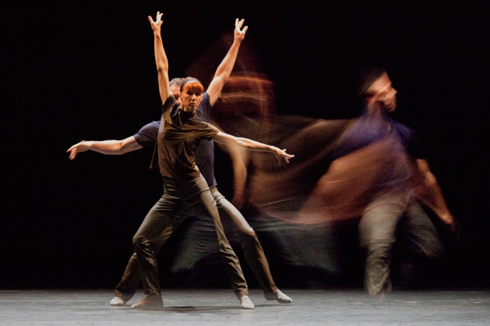 Sylvie Guillem in William Forsythe's Rearray