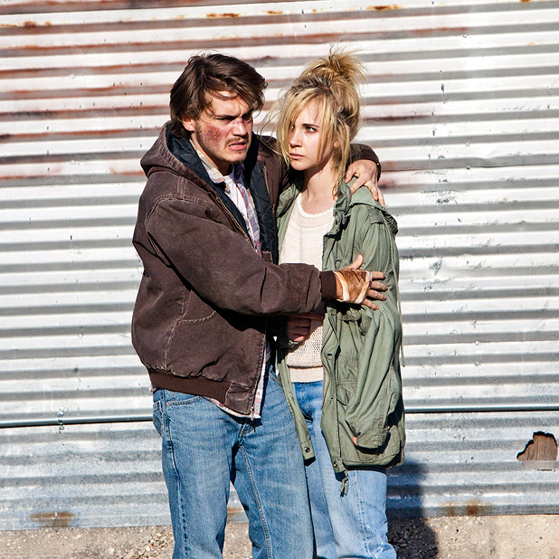 Emile Hirsch, Juno Temple, Killer Joe
