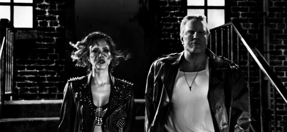 jessica alba mickey rourke sin city a dame to kill for