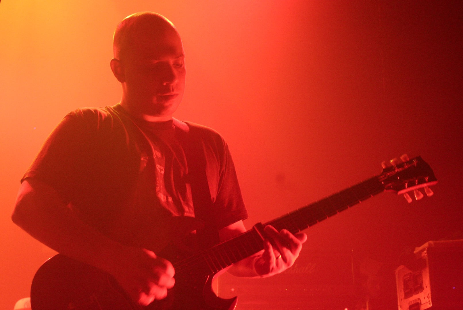 Stuart Braithwaite of Mogwai in Lost in France