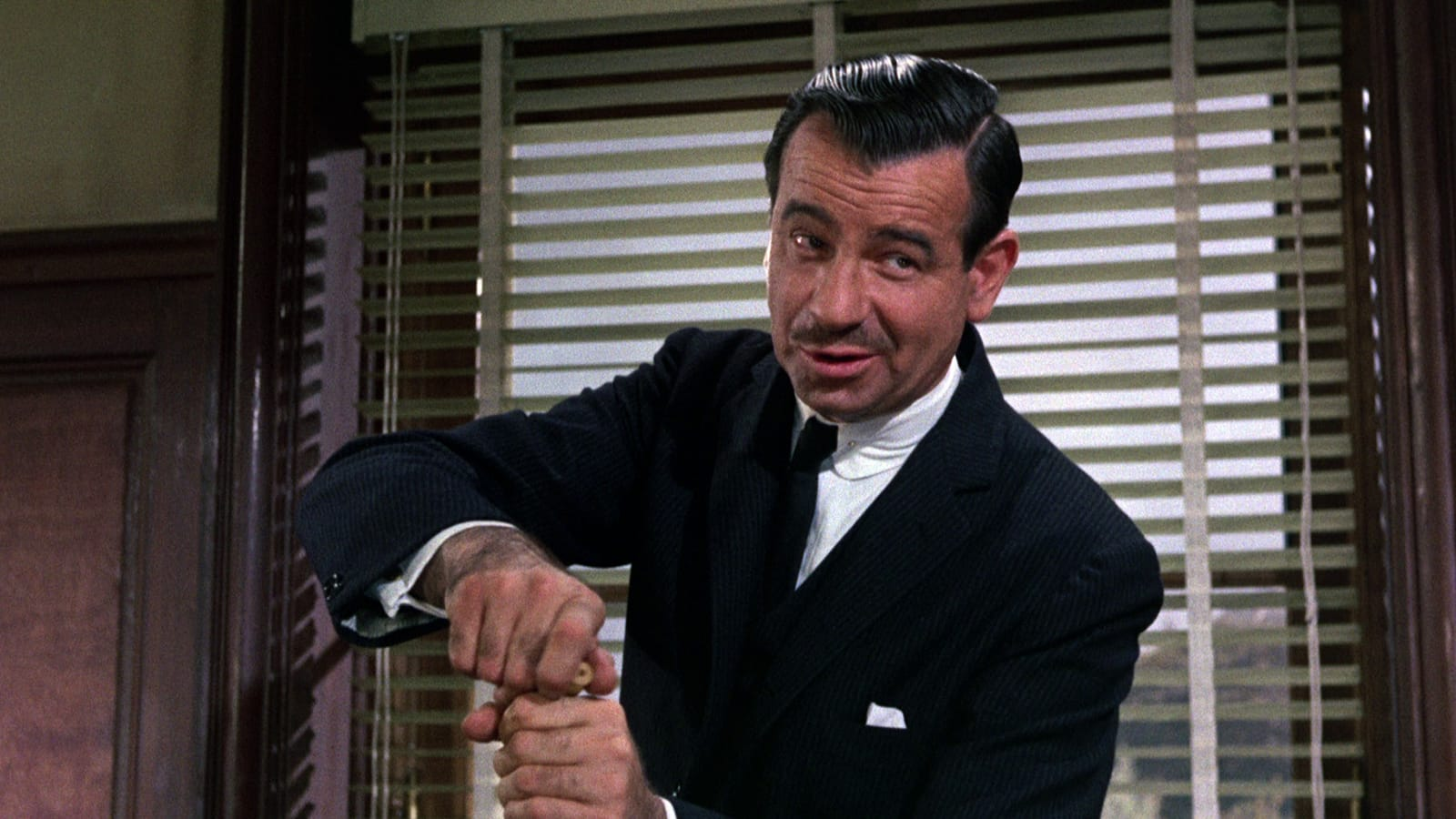 Walter Matthau in Charade