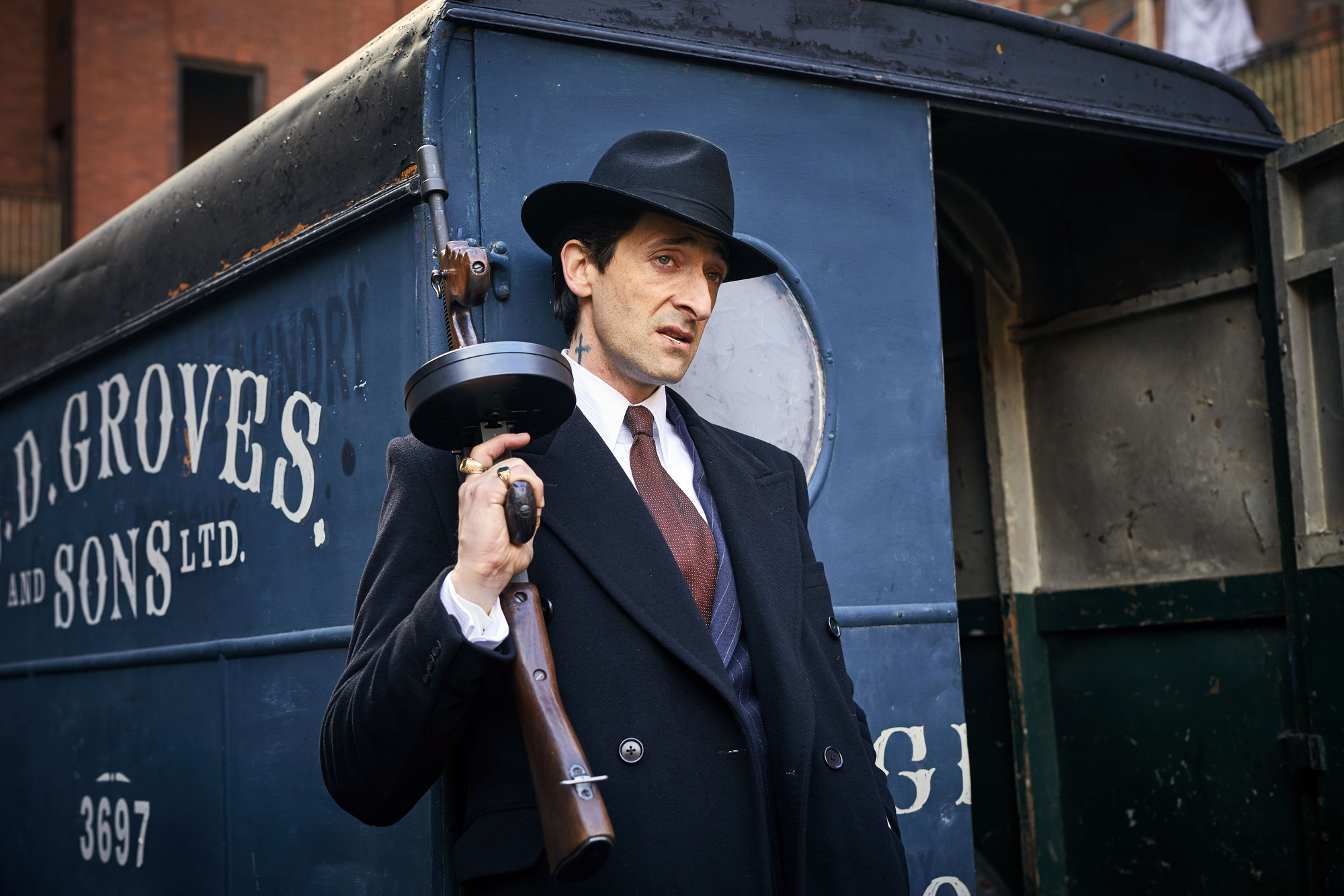 Adrien Brody joins the Peaky Blinders cast as Luca Changretta